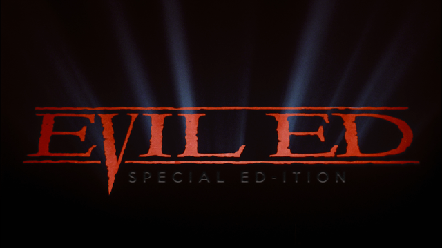 Evil Ed title card