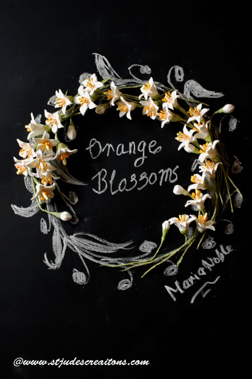 orange-blossoms