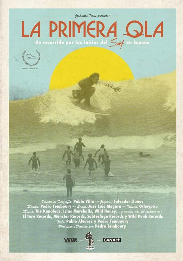 la primera ola cartel