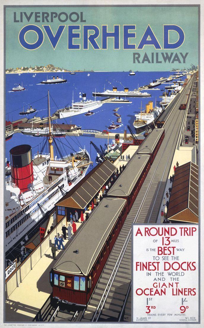 Giants actualisées LNER Railway Poster métal signe British Rail Travel Train