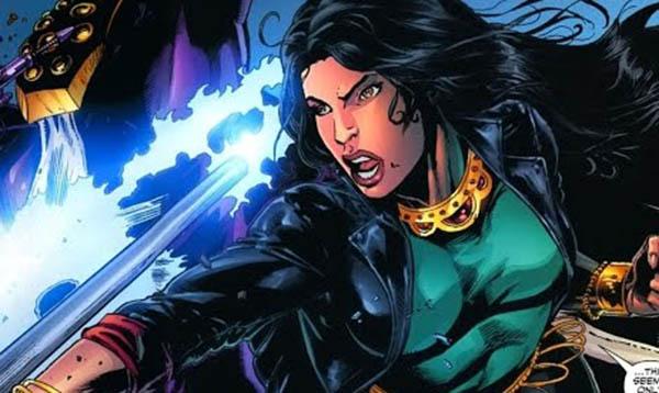 kekuatan superhero wanita dc