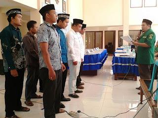 Darurat Narkoba, PAC GP Ansor Palengaan Gelar Seminar