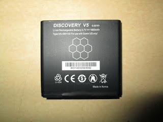 Baterai Hape Outdoor Discovery V5 / Discovery V5+ Original