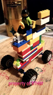 lego monster truck 1 close up