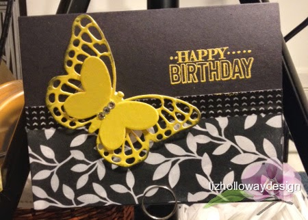 lizhollowaydesign: Card, Butterfly Framelits