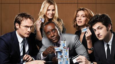 Junho na Globoplay - House of Lies
