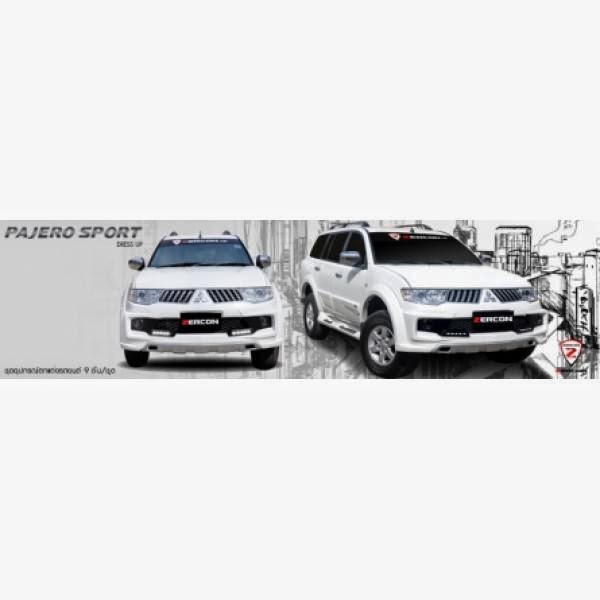 Body Kit Mitsubishi Pajero Zercon 2009-2013