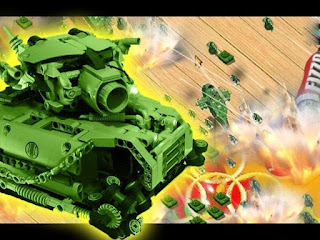 Games Army Men Strike App