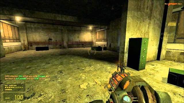 Half Life 2 Deathmatch PC Games