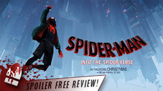 Cinematic Releases: Spider-Man: Into the Spider-Verse
