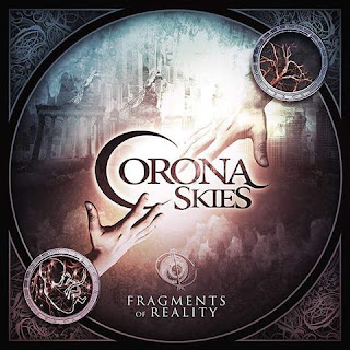 """Το lyric video των Corona Skies για το τραγούδι """"Falling Sky"""" από τον δίσκο """"Fragments Of Reality"""""""
