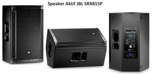 Harga Speaker Aktif JBL SRX815P