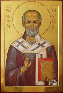 Святой Николай Чудотворец. Молитвы
