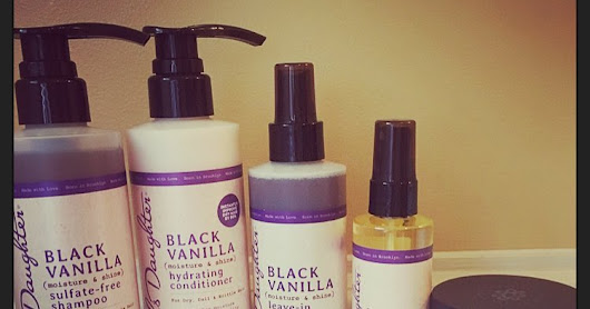 Life Songs Of A Busy Mom: Carol's Daugher Black Vanilla Moisture And Shine
