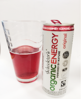 Scheters OrganicEnergy, Energy Drink, Guarana, Organic Drinks, Organic September