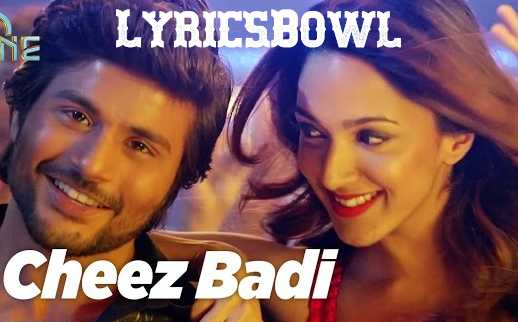 Tu Cheez Badi Hai Mast Mast Lyrics - Machine | LyricsBowl