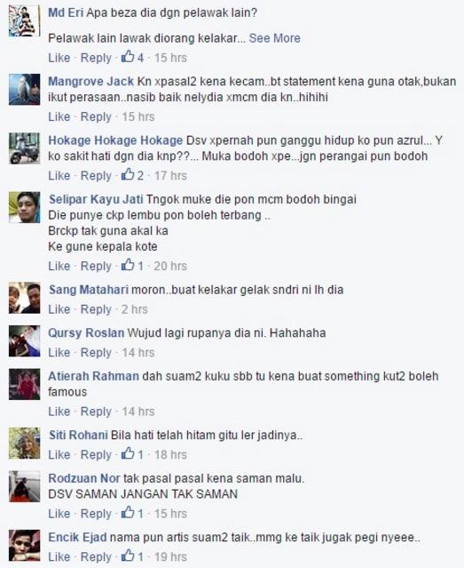 Bandingkan Lawatan Datuk Seri Vida dan Tengku Mahkota Johor ke Sepanyol, Peserta Maharaja Lawak Mega 2016 Dihentam Netizen