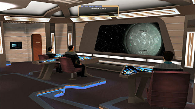 Star Trek: Bridge Commander (Demo) - Image du Jeu