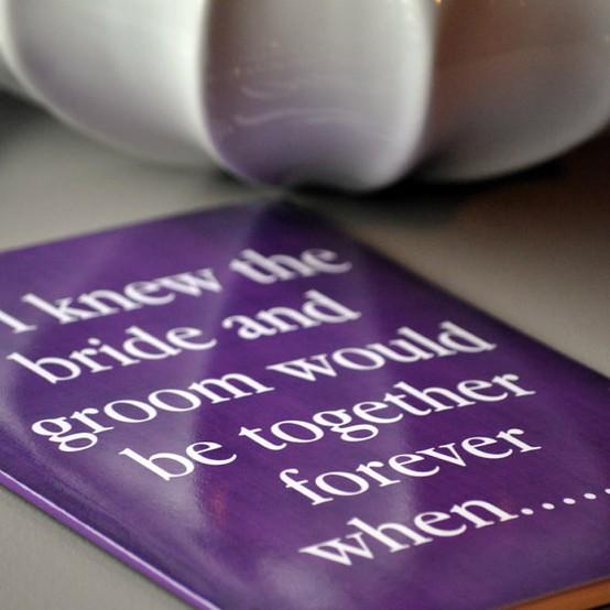Cute Wedding Guest Book Ideas: Cameron Chronicles: Cute Wedding Ideas Via Pinterest