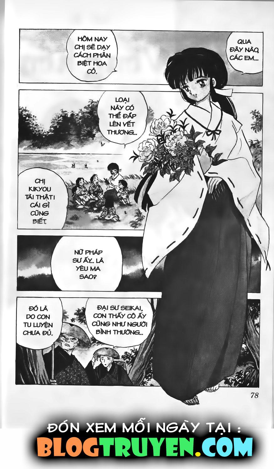 Inuyasha vol 08.5 trang 3
