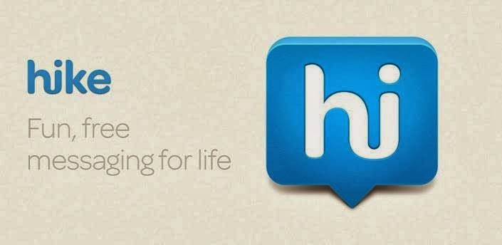 Hike Messenger - Android Application Free Download | By Uday