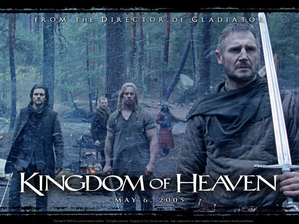 Revealed In Time: Kingdom of Heaven