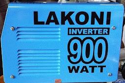 Ini Dia Daftar Harga Mesin Las Listrik 900 Watt Terlengkap