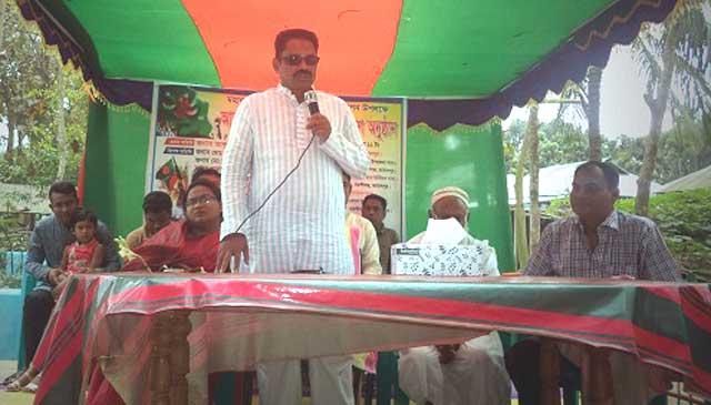 Raushan-Idris Buddha Disabled School at Bakshiganj