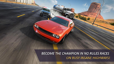 CarX Highway Racing Mod Apk + Data For Android (Unlimited Money)
