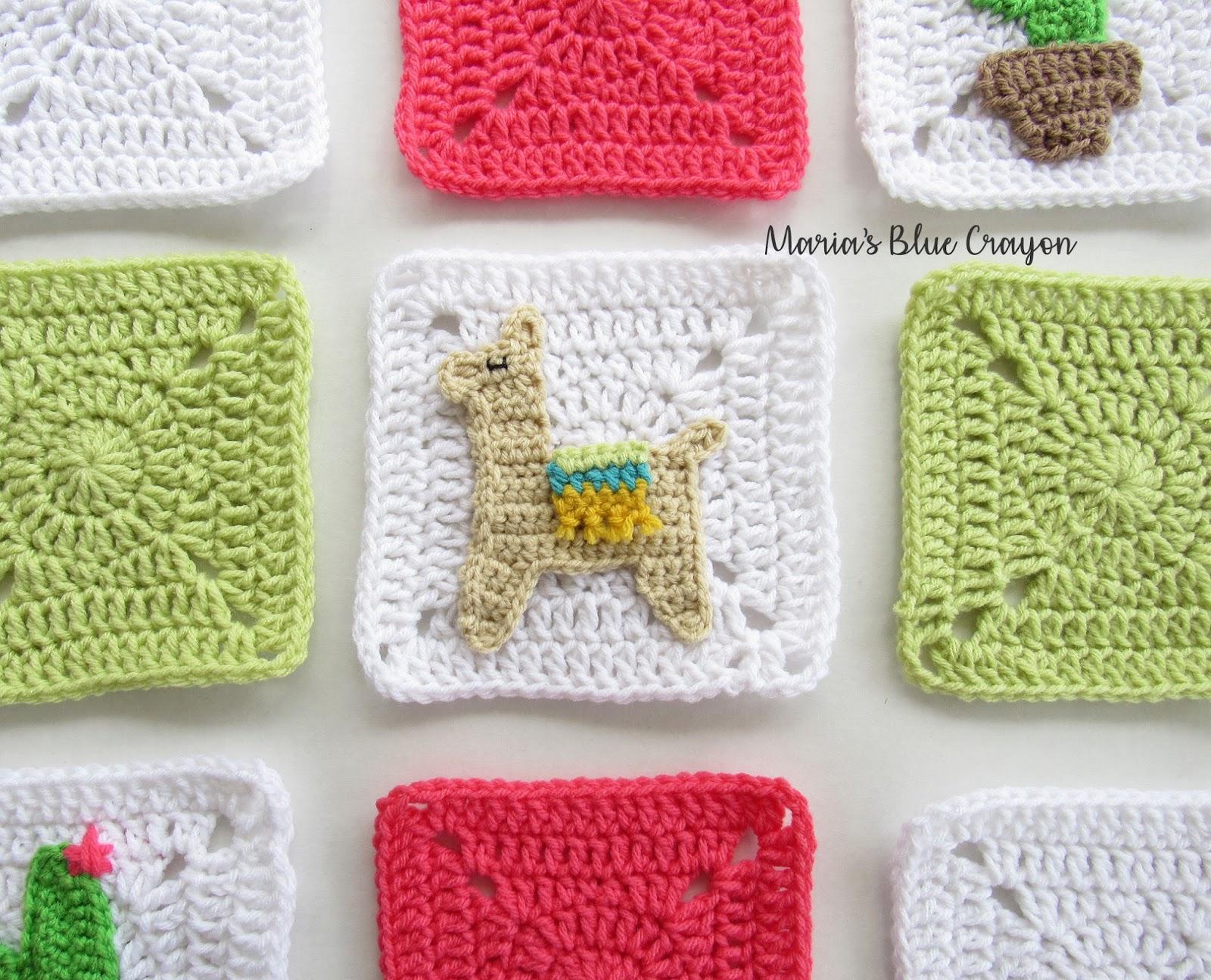 Llama Pattern - Alpaca Family Amigurumi Crochet pattern by Lucy ...