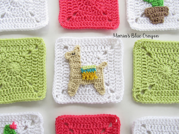 Crochet Tip: How to Sew Appliques onto Crochet