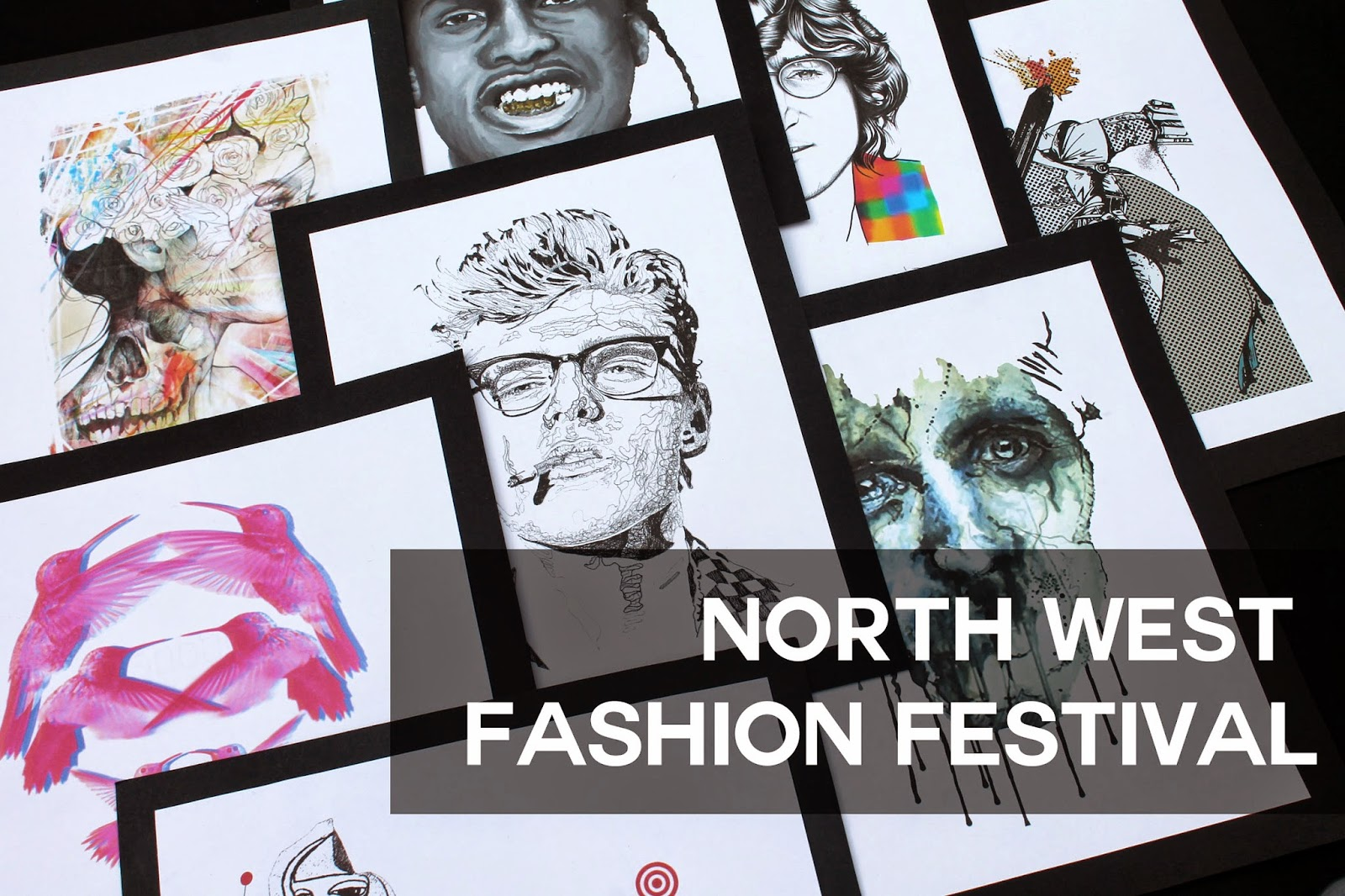 north west fashion festival, tee co art prints