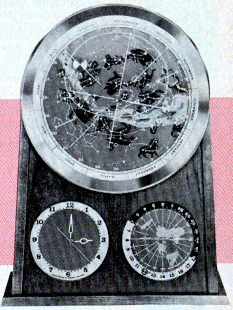 Map Maker Sun Clock 7 Serial
