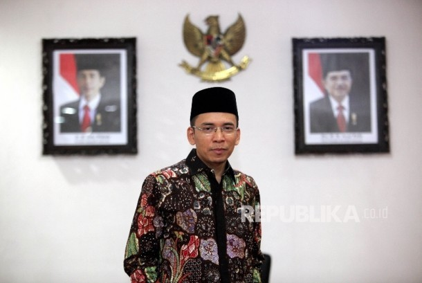Prabowo: Gubernur NTB Tuan Guru Bajang Calon Pemimpin Indonesia Masa Depan