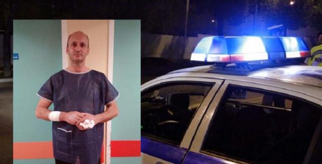 Λάρισα: Αστυνομικός κλήθηκε, εκτός υπηρεσίας, να βοηθήσει σε οικογενειακό καυγά και κατέληξε τραυματίας στο νοσοκομείο..