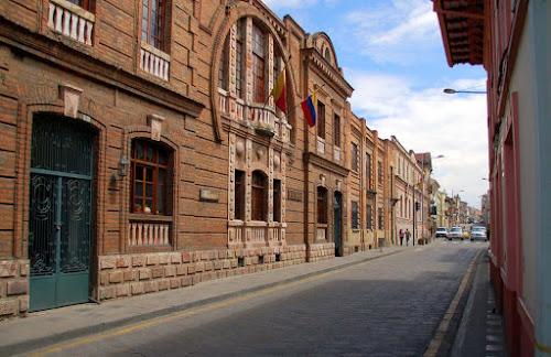 Centro Histórico de Cuenca – Equador