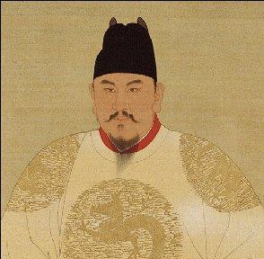 1c520271d Emperor Hongwu - Zhu Yuanzhang. Founder of the Ming Dynasty