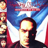 Frankie Cutlass - 1995 - Boriquas On Da Set (VLS)