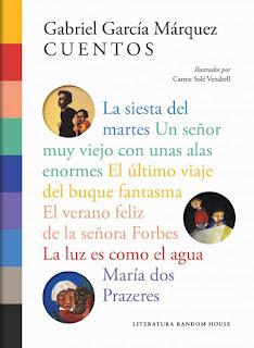 Cuentos Gabriel García Márquez