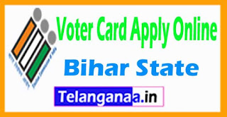 How to Apply Voter ID Card in Bihar Online / Offline