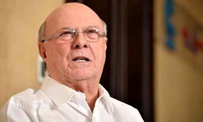 Hipólito Mejía aspira a la presidencia de la República para implementar planes en favor de las Mipymes