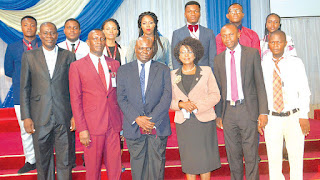Landmark University Engineering Stidents And Winners