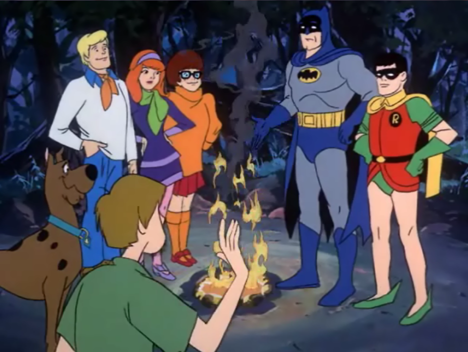 3 Reasons Why You Need to Read 'Scooby-Doo! Team-Up' by ... |Scooby Doo Meets The Flintstones