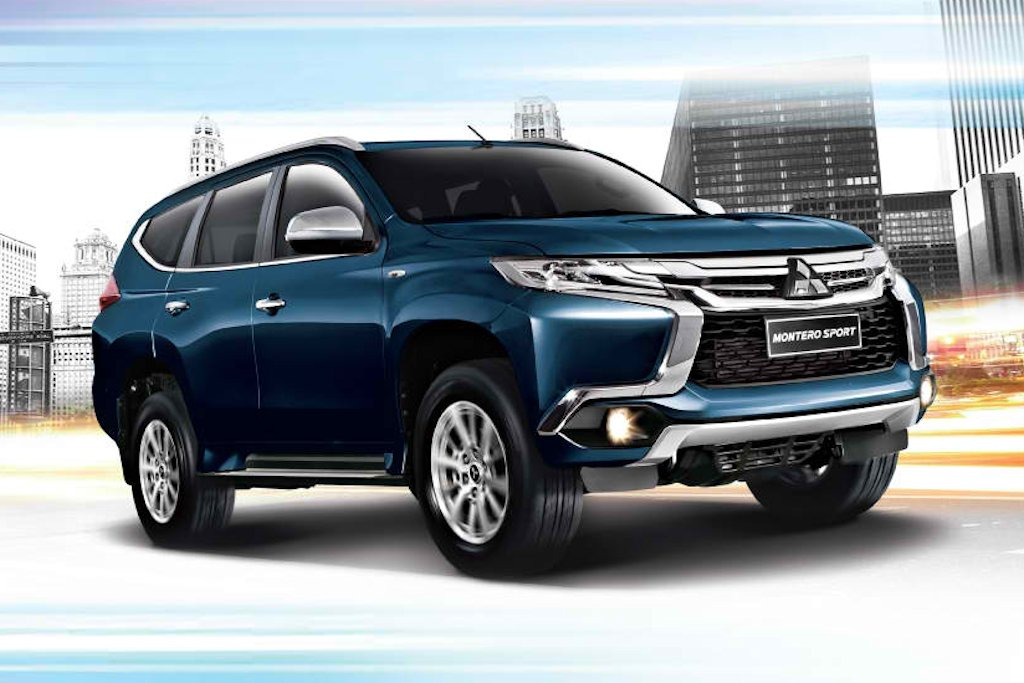 Mitsubishi Philippines Rewards Stick Shift Enthusiasts With New Montero Sport Variant W Brochure Philippine Car News Reviews Automotive Features