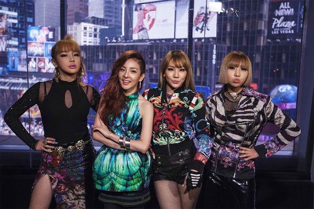 BREAKING: K-Pop Girl Group 2NE1 Disbands! Why? Find Out Here!