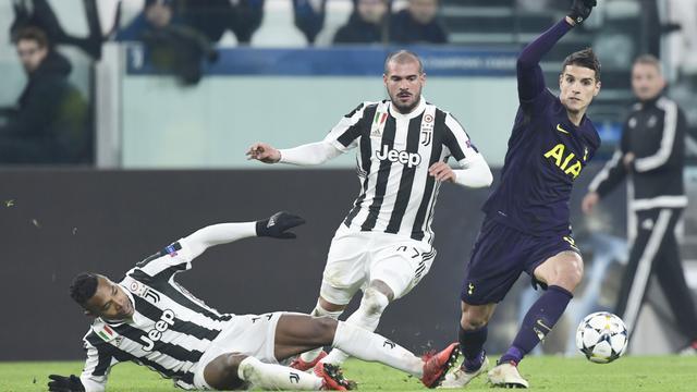 Lini Pertahanan Akan Menjadi Kunci Pertemuan Tottenham Hotspur Akan Menghadapi Juventus Pada Pertandingan Leg Kedua  Besar Liga Champions Di Stadion