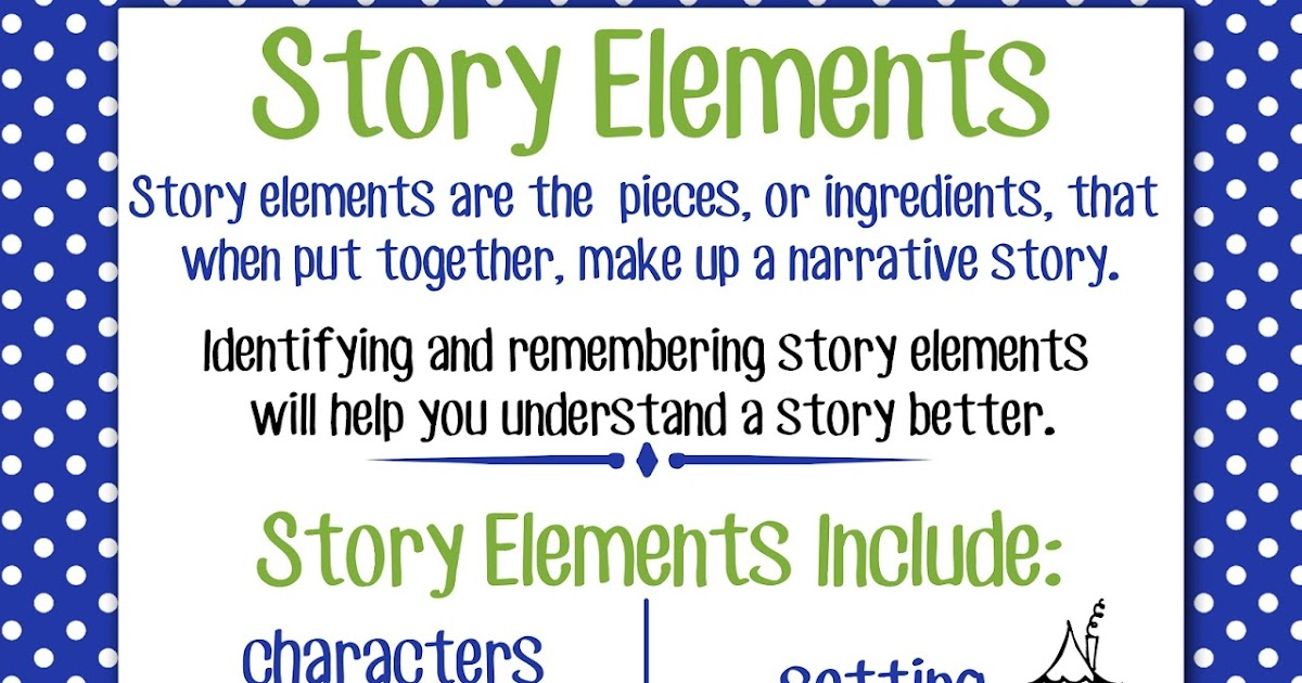 Magic Amp Markers Story Elements