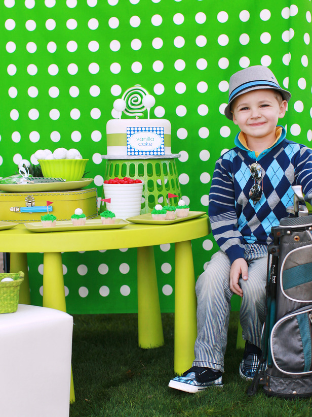 Madly Stylish Events: Cool Boys Birthday Party Themes!