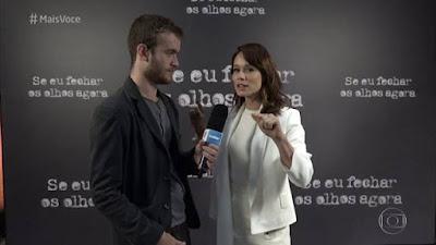 Mariana Ximenes falou sobre sua personagem na minissérie
