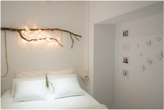 In The Dark Your Light Shines! 10 Decoration Ideas with Fairy Lights